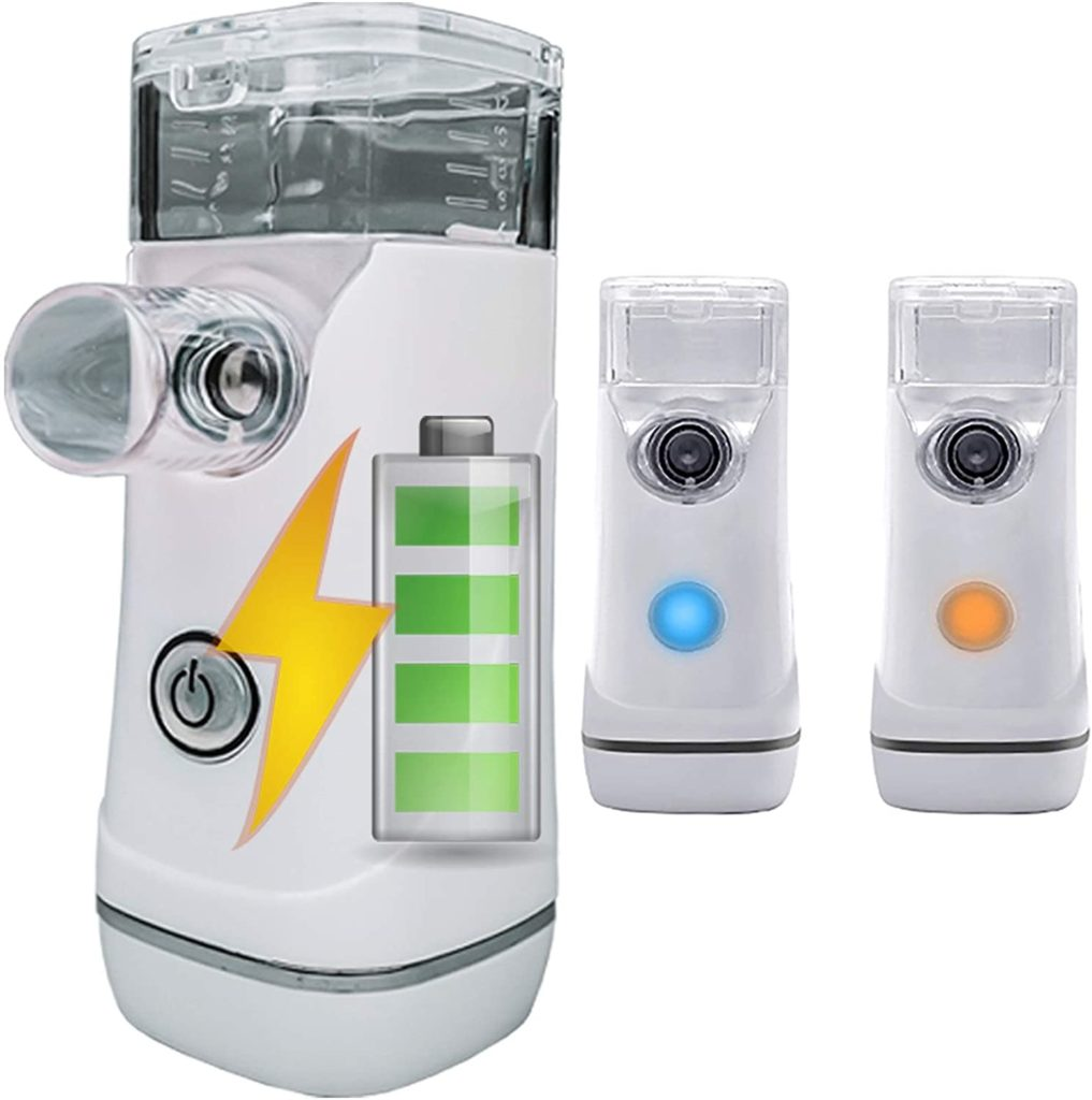 Best Rechargeable Nebulizers